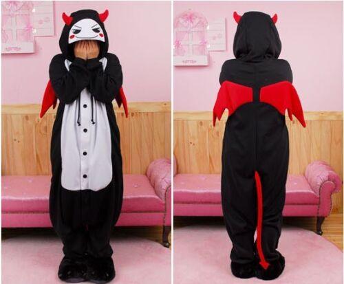 Unisex Adult Pajamas Kigurumi Cosplay Costumes Animal Sleepwear Pyjama Party Kid