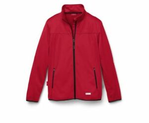Audi-Sport-Softshell-Jacket-Men-Jacket-Red-Size-S-M-L-XL-XXL