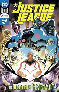 Justice-League-26-Death-of-Starman-DC-Comic-1st-Print-2019-unread-NM