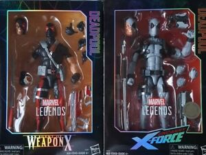 Marvel-Legends-12-034-DEADPOOL-AGENT-OF-WEAPON-X-amp-UNCANNY-X-FORCE-Toys-034-R-034-Us