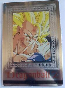 Carte-Dragon-Ball-Z-DBZ-Hero-Collection-Part-4-PC-41-Platina-Card-BANDAI-1995