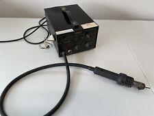 852d Soldering Rework Stations Smd Hot Air Amp Iron Gun Digital Display