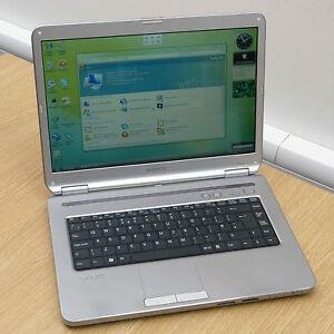 SONY-VAIO-VGN-NR11S-15-4-034-Core2Duo-2GB-RAM-200GB-HDD-Vista-Cheap-Laptop-Free-P-amp-P
