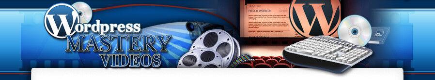 Master Wordpress Step by Step 60 Video Tutorials on 1 CD 2