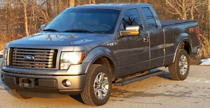 Very clean 2012 Ford F150 FX Sport pickup truck