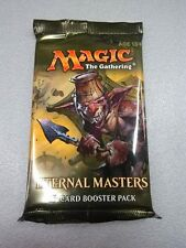 ETERNAL MASTERS 1 x BOOSTER PACK *SEALED* ENG - MTG MAGIC THE GATHERING