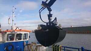 SAMSON Manual Rotator Truck Crane Attachment Hiab Hyva Maxilift