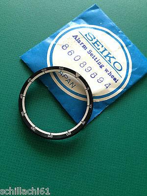 """/""""Gold//Red/"""" Alarm Setting Wheel Genuine Seiko Nos SEIKO BELLMATIC"""