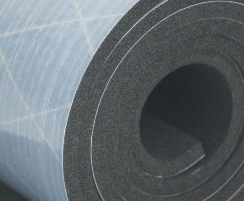 Moosgummi in der Größe 2000x120x5mmDichtband Dämmband Zellkautschuk basteln