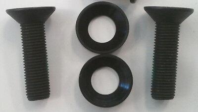 Flushmount Bolts fit Profile FSA Odyssey DK BMX cranks