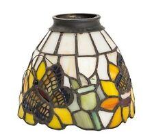Paralume di ricambio stile TIFFANY per applique lampadari in ferro e ottone