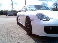 Ag Ruger Mesh Black 19 Inch Wheels Rims Porsche Cayman Boxster 986 987 1996 & Up