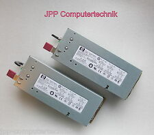 2x HP DPS-800GB A ProLiant ML370 G5 Netzteil Server PSU 380622-001 399771-001