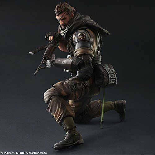 METAL GEAR SOLID V VENOM SNAKE PLAY ARTS KAI SPLITTER VER. THE PHONTOM PAIN