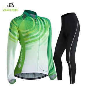 1ebd8cd80 Cycling Jersey Kits Women s Bicycle Clothing Bike Cycle Jersey Pants ...