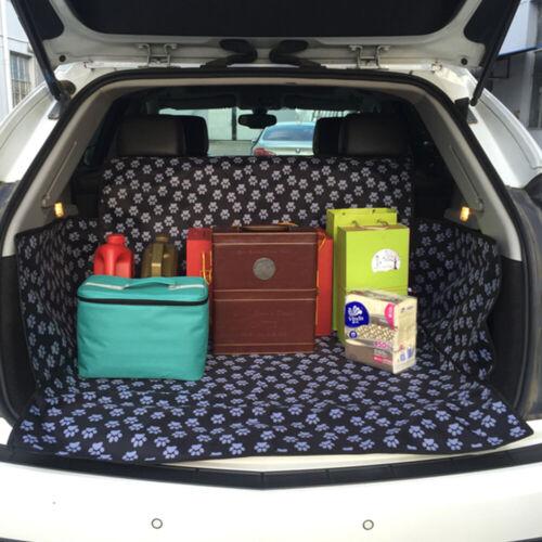 Hot Large Heavy Duty Waterproof Car Boot Liner Protector Pet Dog Floor Cover UK