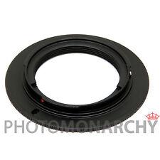 Anello adattatore obiettivo ottiche M39 su Sony Alpha A55 A57 A58 A65 A77 A99