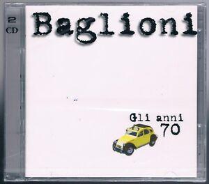 CLAUDIO-BAGLIONI-GLI-ANNI-70-SETTANTA-2-CD-SIGILLATO
