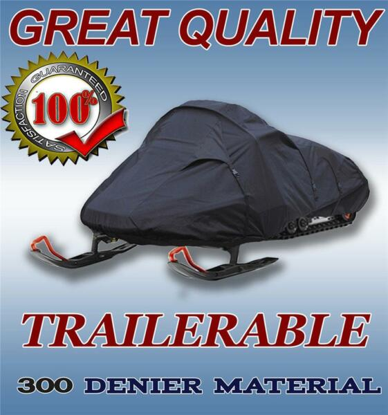 Snowmobile Sled Cover fits Polaris Indy 550 Classic 2002 2003 2004 2005 2006