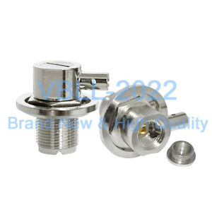 50X-UHF-SO239-Jack-Female-Right-Angle-Antenna-Cable-Adapter-For-RG142-RG58