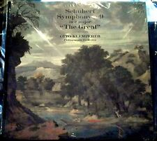 Schubert/Klemperer    Symphony No 9    Angel