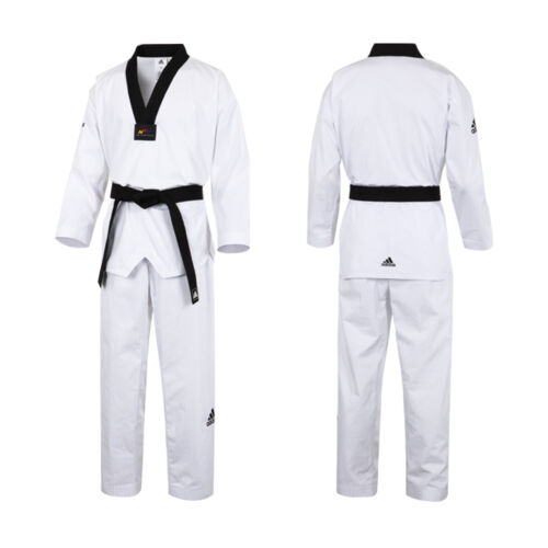 Adidas WTF Uniform//NEW ADI-Champ II//DAN DOBOK//Dan Uniform//Taekwondo Dobok//Gis