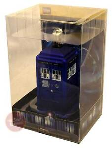 Doctor-Who-TARDIS-4-25-034-Glass-Christmas-Ornament-NEW-dr-who-xmas-decoration