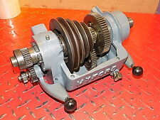 MYFORD SUPER 7  COMPLETE MK 2 HEADSTOCK   ASSEMBLY VGC ENGINEERING LATHE