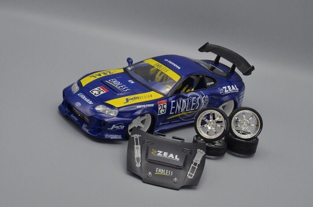 Toyota Supra ENDLESS Import Racer JADA Toys - 1 18