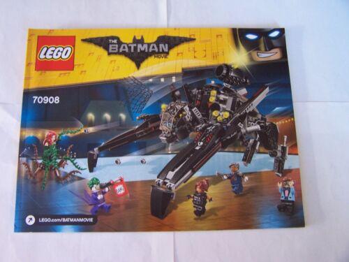 LEGO ® de recette//Instruction nº 70908