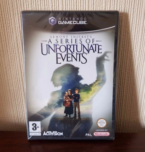 Liebstes SNICKET 'A Series of Unfortunate Events (GAMECUBE, 2004) - NEU