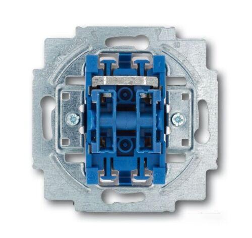 2000 Ruby elektroweiß Interrupteur Bascule Cadre prise de courant Busch-Jaeger Duro