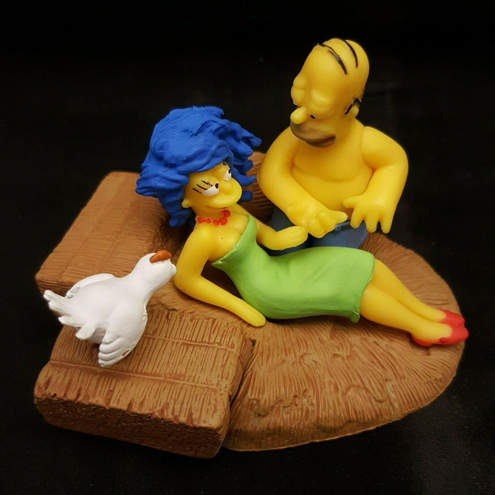 Micro-bust Gentle Giant THE SIMPSONS SERIES FIVE  Bust-Ups