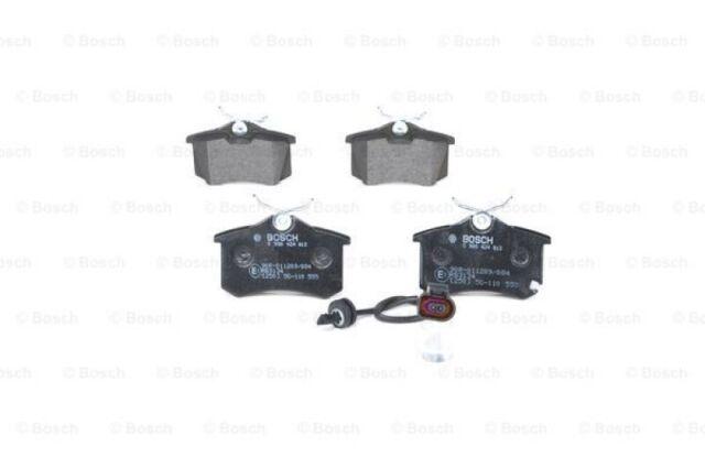 Valeo 601045 PKW Bremsbelagsatz Set of 4