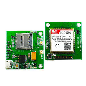 Details about Global Band NB IoT Module SIM7000G Board SIM7000G of SIMCOM  LTE CAT-M1