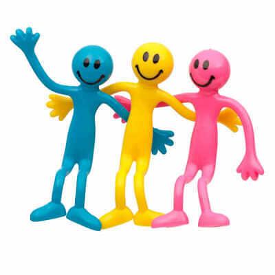 Bendy Man Tangle fidget toy Autism ADHD Special Needs Sensory Stress kit 133