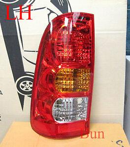 NEW nearside N//S Rear lamp for Toyota Hilux Mk6 Vigo pickup tail light LH 2005