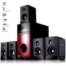 Truvison SE-7777 Multimedia System USB FM AUX MMC Playback Speaker