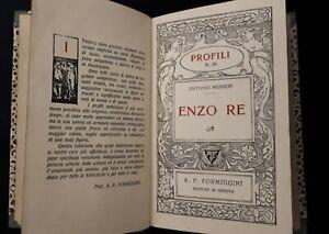 034-Profili-034-Formiggini-Raccolta-n-7-Titoli-Ibsen-Shakespeare-Verdi-etc