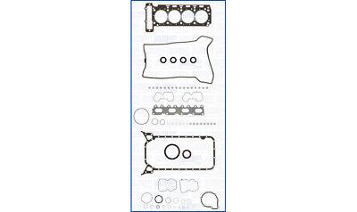 2000- Head Gasket Set MERCEDES SLK 200 Kompressor 16V 2.0 163 MB111.958