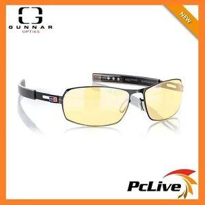 GUNNAR MLG Phantom Amber Onyx Indoor Gaming Glasses