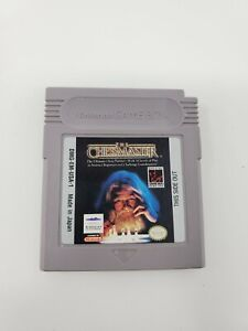 The Chessmaster (Nintendo Game Boy)  Authentic Tested