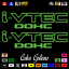 """thumbnail 26 - (2)x i-VTEC DOHC ivtec 11"""" emblem Vinyl Sticker Honda Civic Decal JDM drift 006"""