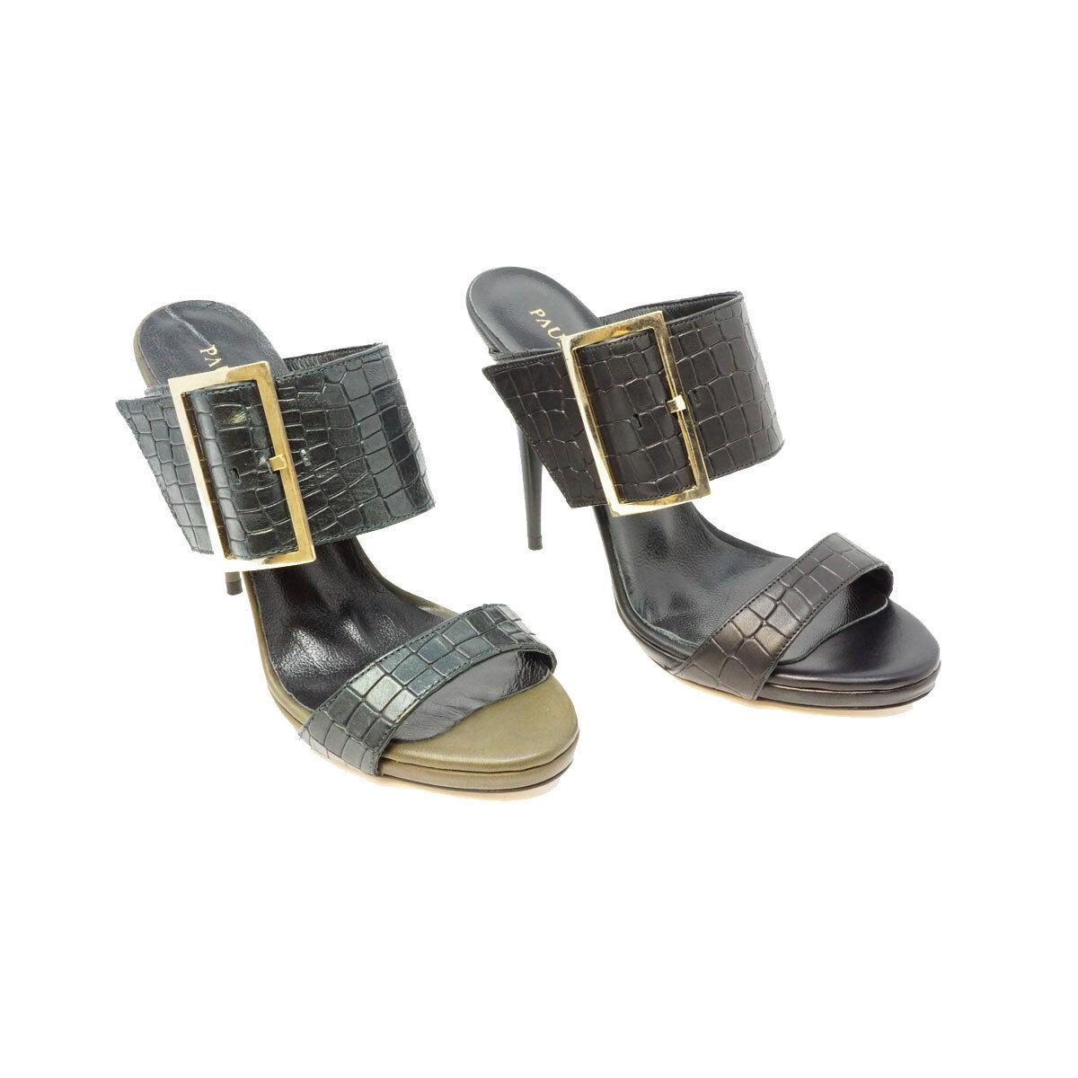 fino al 65% di sconto Futoli Artisan Artisan Artisan Unique Sandals Fashion Handmade donna scarpe Genuine Leather  vendita online
