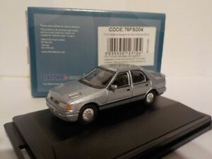 Model-Car-Ford-Sierra-Sapphire-Silver-1-76-New