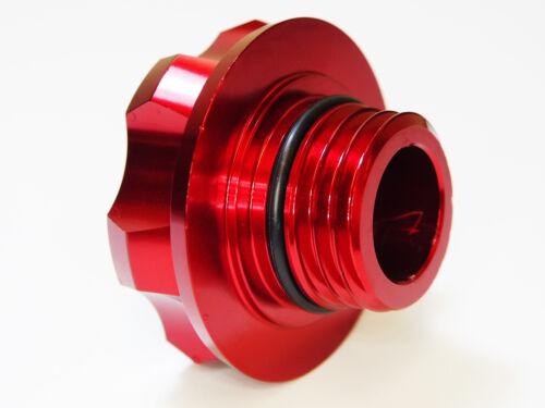 DODGE VIPER RT SRT RAM SRT10 SUPERCHARGED HEMI BILLET ENGINE OIL FILLER CAP RED