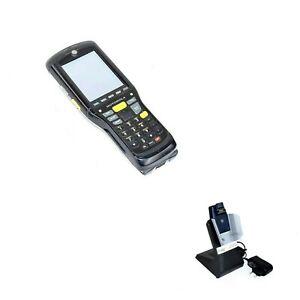 Barcode-Scanner-Motorola-Zebra-MC9596-KDAEAD00100-mobile-Computer-inkl-Cradle