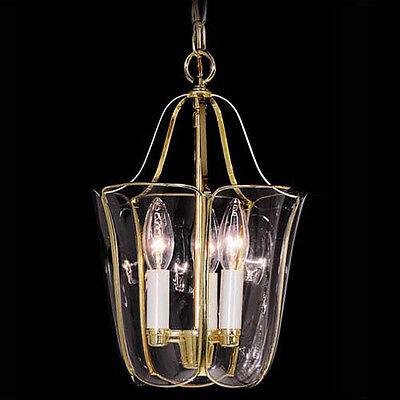 Framburg Lighting 92040pb Yorkshire Small Foyer Pendant Light Ebay