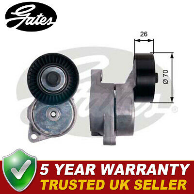 Ribbed Drive Belt Gates T38431 Tensioner Pulley