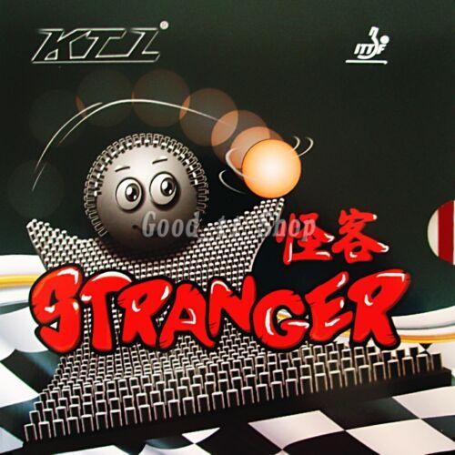 KTL Stranger Long Pips-out Topsheet No sponge OX NEW